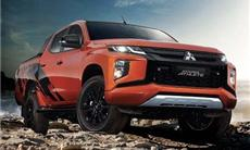 2020 Mitsubishi Strada 2.4L Athlete 4x4 AT