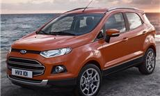 2015 Ford Ecosport 1.5L Trend Powershift AT