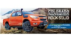2016 Chevrolet Colorado 2.8L 4x4 LTZ A/T TRACKER PRO