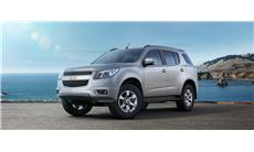 2016 Chevrolet Trailblazer 2.8L 4x4 A/T